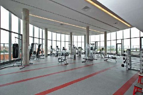 GYM at 1 Market st
